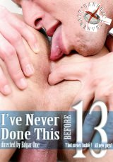 I've Never Done This Before #13 Dvd Cover