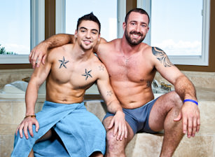 Vinny Castillo & Johnny Torque in: �Doubling Up� Image 1
