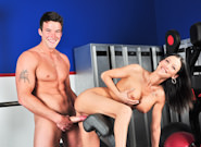 On The Set - Trystan Bull & Amy Lee