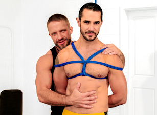 Dirk Caber Coaches Dean Monroe