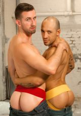 Jordano Santoro And Troy Daniels Dvd Cover