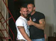 Gay Anal Porn : Derek Parker And CJ Madison Backstage - CJ Madison -amp; Derek Parker!