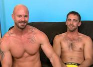 Gay Anal Porn : Joe Parker And Mitch Vaughn Interview - Joe Parker -amp; Mitch Vaughn!