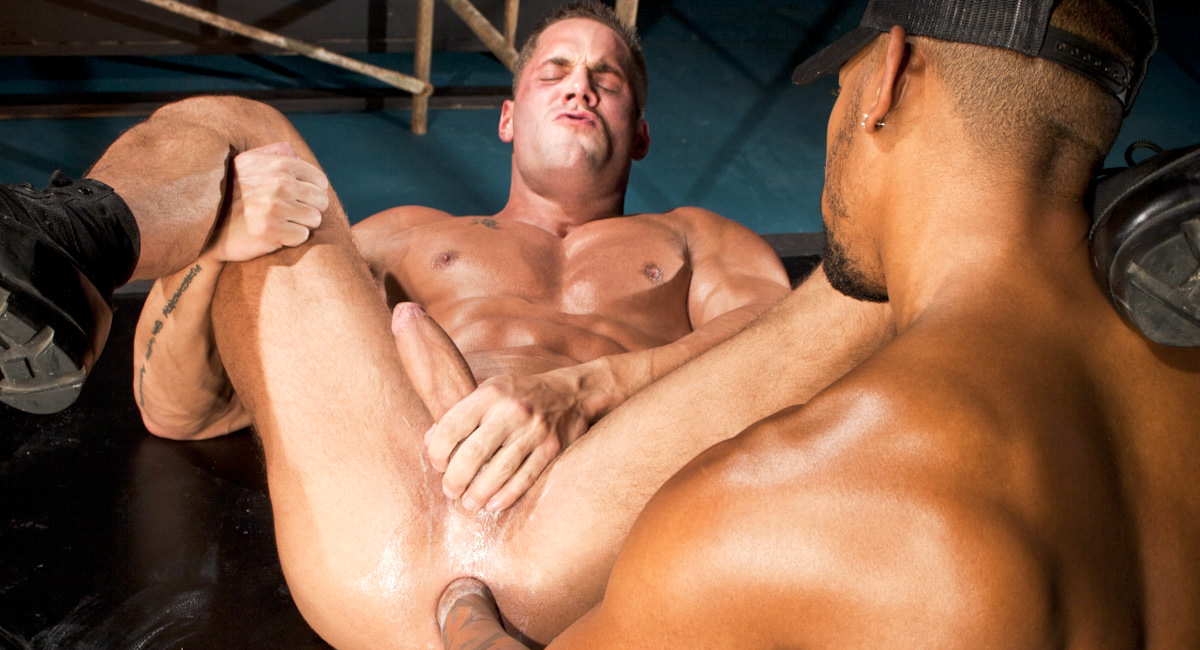 Gay Fetish Sex : Wet Punk Faggot Fisting - Erik Rhodes -amp; Colin Black!