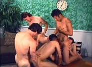 The Young n Hung Gangbanging Damien, Scene #05