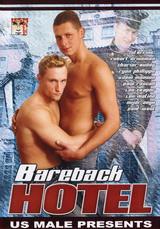 Bareback Hotel Dvd Cover