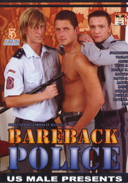 Bareback Police DVD Cover