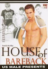 House Of Bareback Dvd Cover