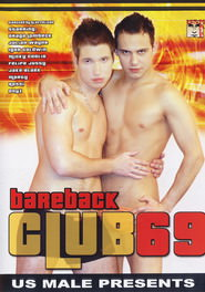 Bareback Club 69 DVD Cover
