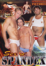 Sex n' Spandex DVD Cover