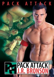 Pack Attack 8: J.R. Bronson DVD Cover
