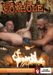 Fire In The Foxhole DVD Cover
