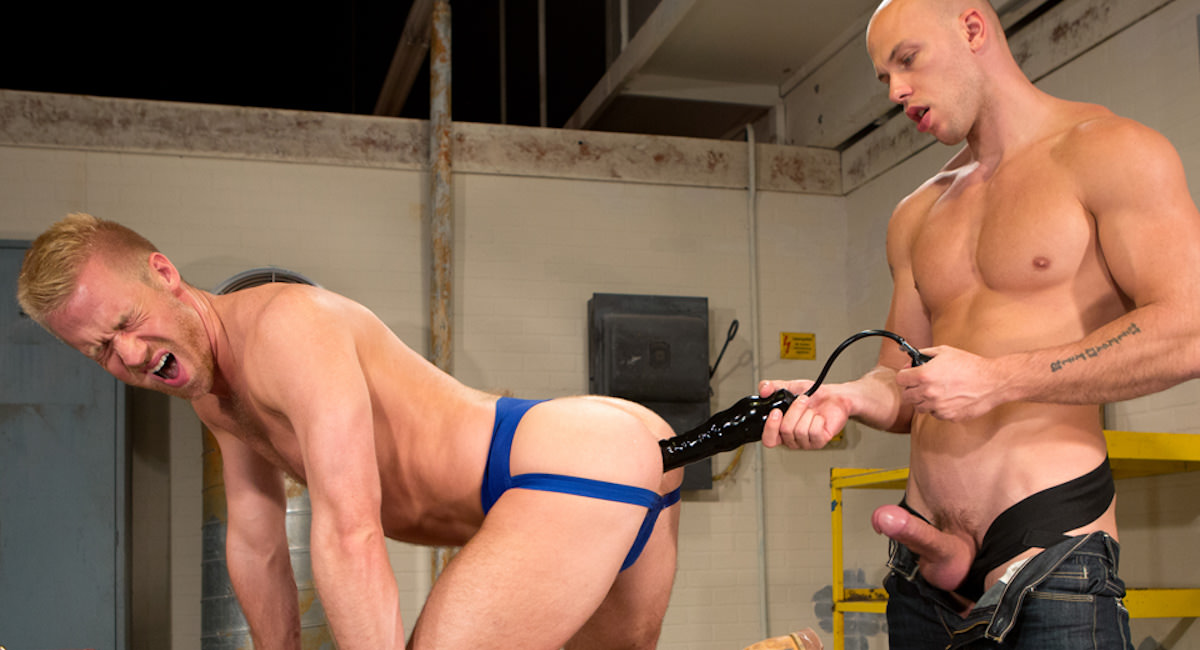 Gay Fisting Fuck : Hole Busters 8 - Angelo -amp; Chris Daniels