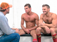 16244 02 01 Post Game Analysis   Landon  amp; Luke   Luke Milan  amp; Landon Conrad