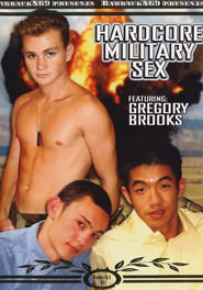 Hardcore Military Sex DVD Cover