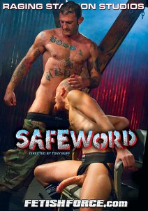 Safeword DVD Cover