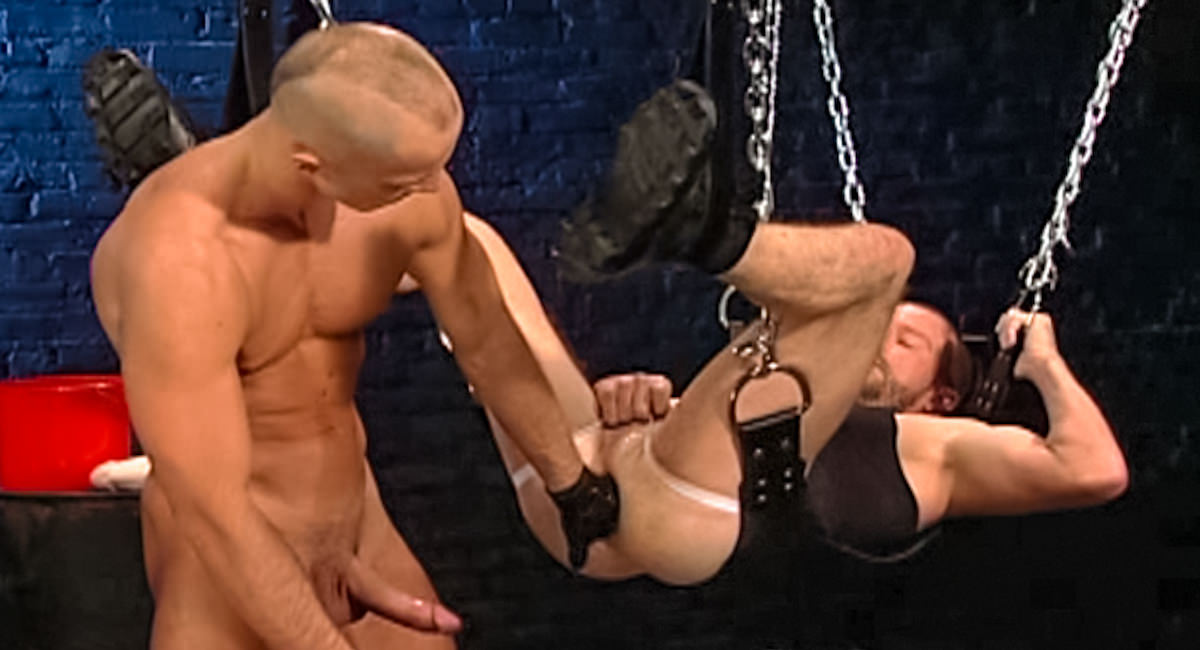 Fetish Force: Rick Powers & Danny Fox - Fisting Network