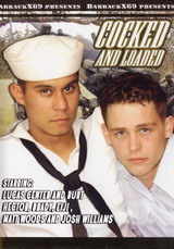 Cocked and loaded Dvd Cover