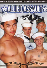 Allied assault Dvd Cover