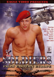 Soldiers from eastern europe 12 DVD Cover