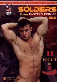Soldiers from eastern europe 06 DVD Cover