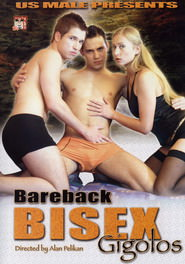 Bareback Bisex gigolos DVD Cover