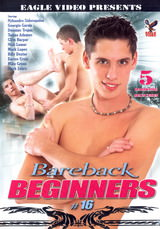 bareback beginners #16 Dvd Cover