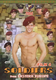 Soldiers From Eastern Europe #04 DVD Cover