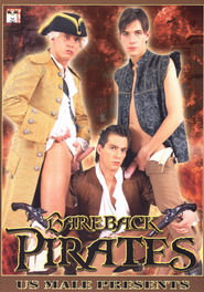 Bareback Pirates DVD Cover