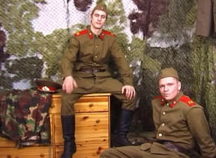 Soldiers From Eastern Europe #03, Scene #04