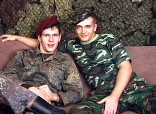 Soldiers From Eastern Europe #02, Scene #03