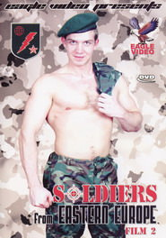 Soldiers From Eastern Europe #02 DVD Cover