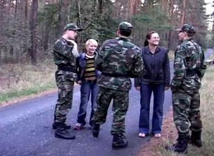Bi Military Sexpots, Scene #04