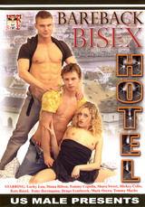 Bareback Bisex Hotel Dvd Cover