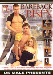Bareback Bisex Hotel DVD Cover