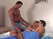Bareback Bi Sex Lovers #05, Scene #01