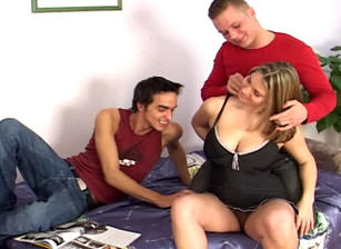 Bareback Bi Sex Lovers #03, Scene #02