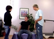 Bareback Bi Sex Lovers #01, Scene #01