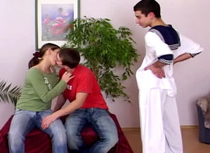Bareback Bi Sex Lovers #01, Scene #04