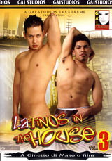 LAtinos In The House #03 Dvd Cover