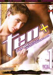 Ten + DVD Cover