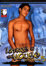 Latinos In The House #05 Dvd Cover