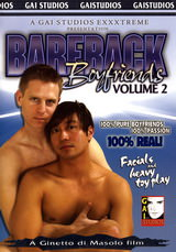 Bareback Boyfriends #02 Dvd Cover
