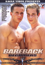 Bareback Beginners #12 Dvd Cover