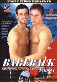 Bareback Beginners #11 DVD Cover