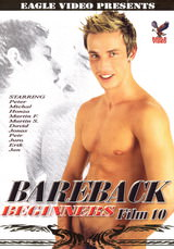 Bareback Beginners #10 Dvd Cover