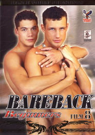 Bareback Beginners #08 DVD Cover