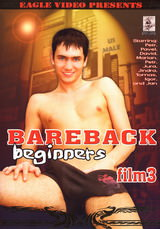 Bareback Beginners #03 Dvd Cover