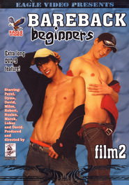 Bareback Beginners #02 DVD Cover