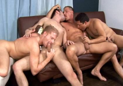 The Four Horsemen, Scene #01